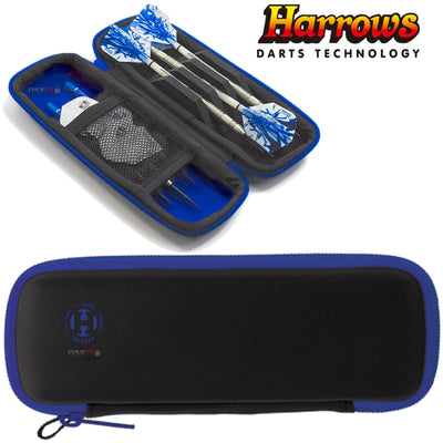 Dart Cases - Harrows - Blaze Dart Cases Blue