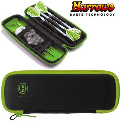 Dart Cases - Harrows - Blaze Dart Cases Green