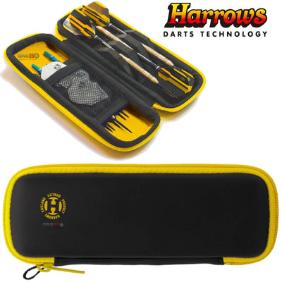 Dart Cases - Harrows - Blaze Dart Cases Yellow