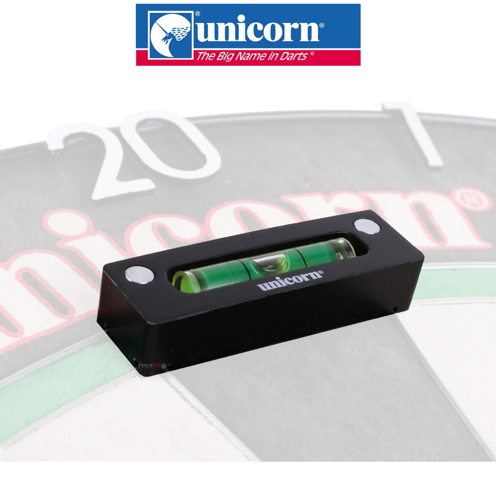 Dartboard Accessories - Unicorn - Boardmate Dartboard Leveller