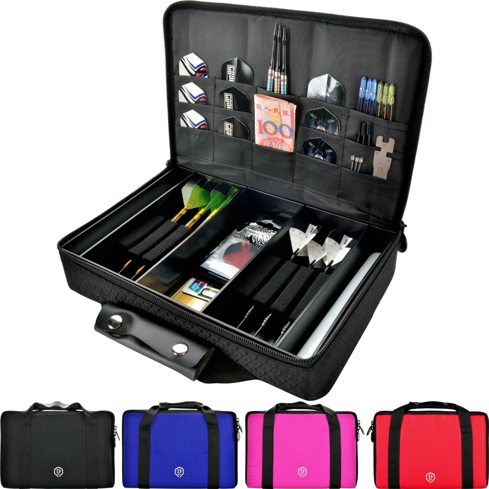 Dart Cases - One80 - Master Dart Box