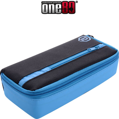 Dart Cases - One80 - Mini Dart Box Blue