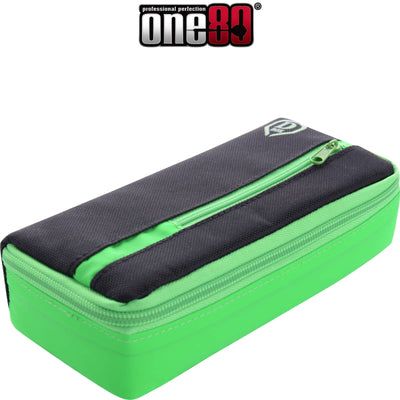 Dart Cases - One80 - Mini Dart Box Green