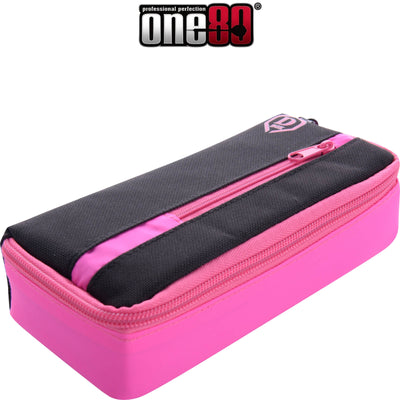 Dart Cases - One80 - Mini Dart Box Pink