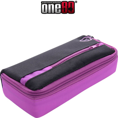Dart Cases - One80 - Mini Dart Box Purple