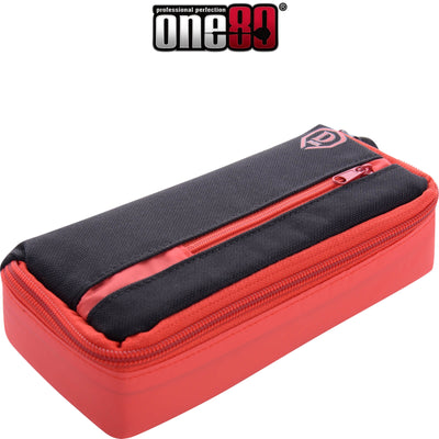 Dart Cases - One80 - Mini Dart Box Red