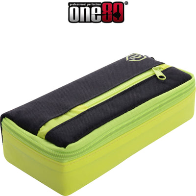Dart Cases - One80 - Mini Dart Box Yellow