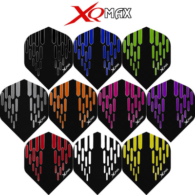 Dart Flights - XQMax - Contour - Big Wing Dart Flights
