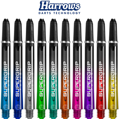 HARROWS Darts - Shafts - Supergrip Fusion-X Shafts -