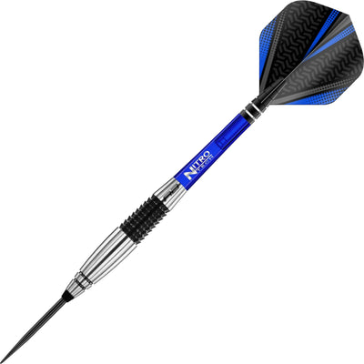 Darts - Red Dragon - Cyclone Darts - Steel Tip - 90% Tungsten - 23g 25g
