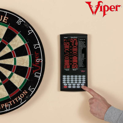 Training Accessories - Viper - ProScore Electronic Dart Scorer - 40 Games