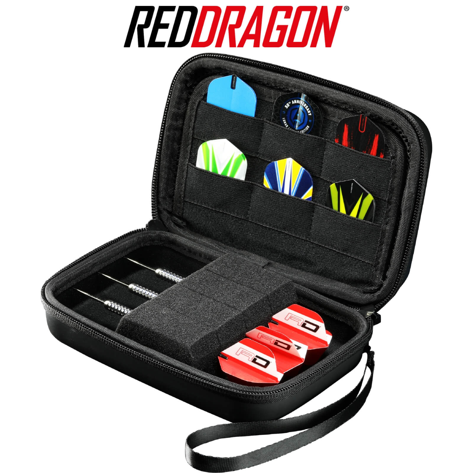 Dart Cases - Red Dragon - Firestone III Dart Case
