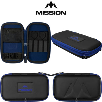 Dart Cases - Mission - Freedom XL Darts Case Blue