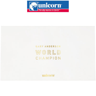 Darts - Unicorn - Gary Anderson World Champion Phase 3 Deluxe Edition Darts - Steel Tip - 90% Tungsten - 21g 23g 25g 27g