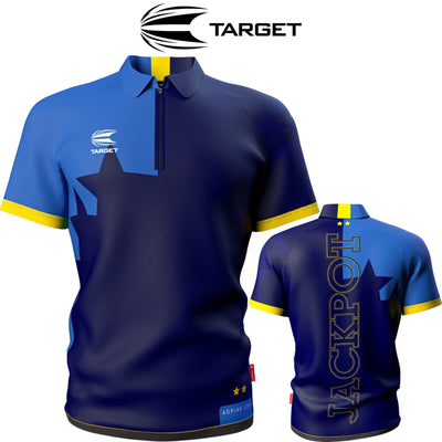 Dart Shirts - Target - Official Adrian Lewis Gen 4 Dart Shirts - S to 4XL