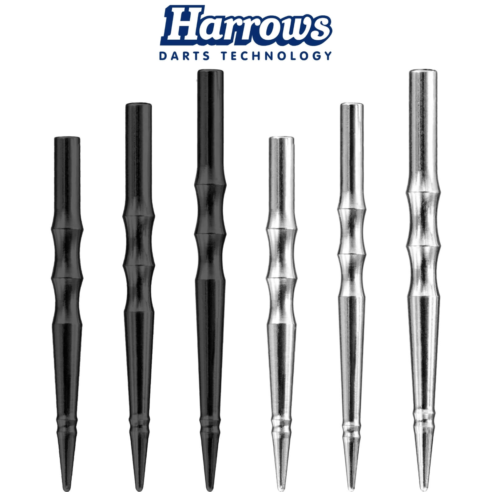 Point Accessories - Harrows - Sabre Machined Dart Points - 32mm 35mm 38mm