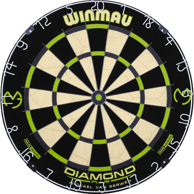 Dartboards - Winmau - MvG Diamond Plus Edition Dartboard