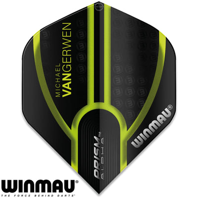 Dart Flights - Winmau - MvG Prism Alpha - Big Wing Dart Flights 143