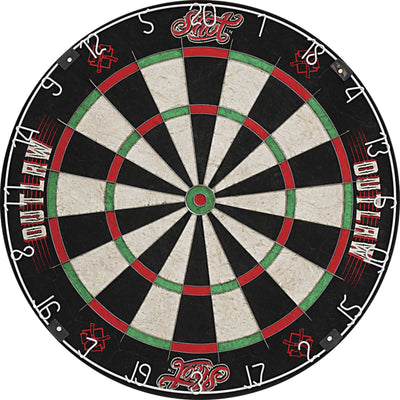 Dartboards - Shot - Outlaw Tournament Dartboard Set