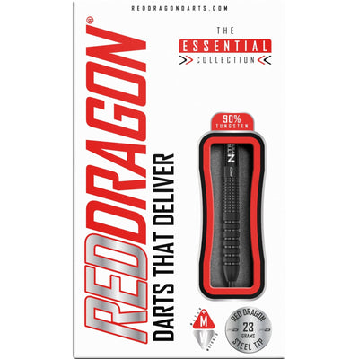 Darts - Red Dragon - Phantom Darts - Steel Tip - 90% Tungsten - 23g 25g