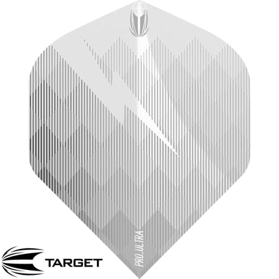 Dart Flights - Target - Phil Taylor Gen 6 Dart Flights Big Wing