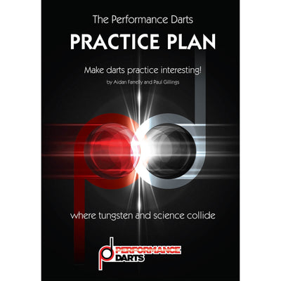 Training Accessories - Performance Darts - 8 Week Practice Plan