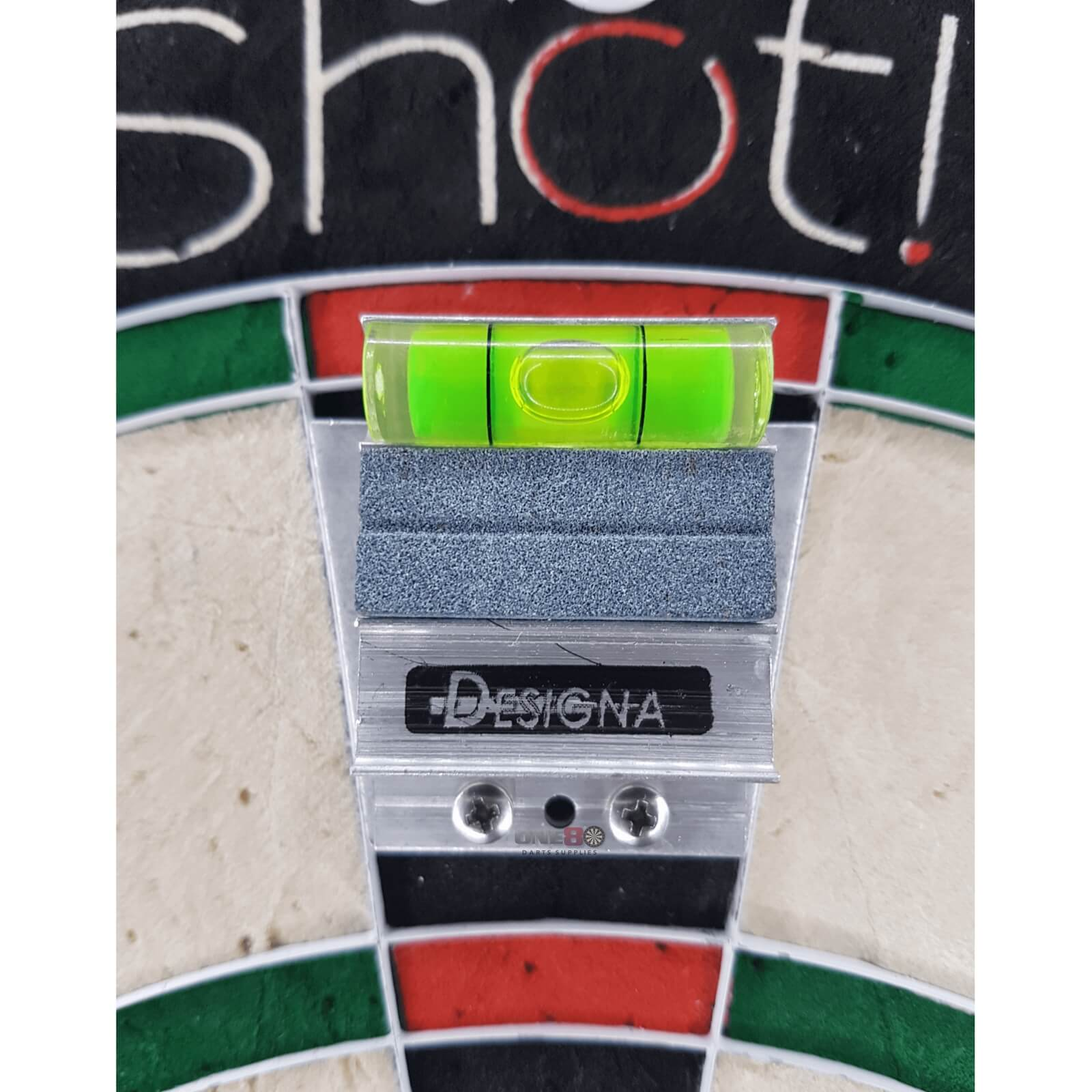 Dartboard Accessories - Designa - Pro Aluminium Dartboard Referee Tool