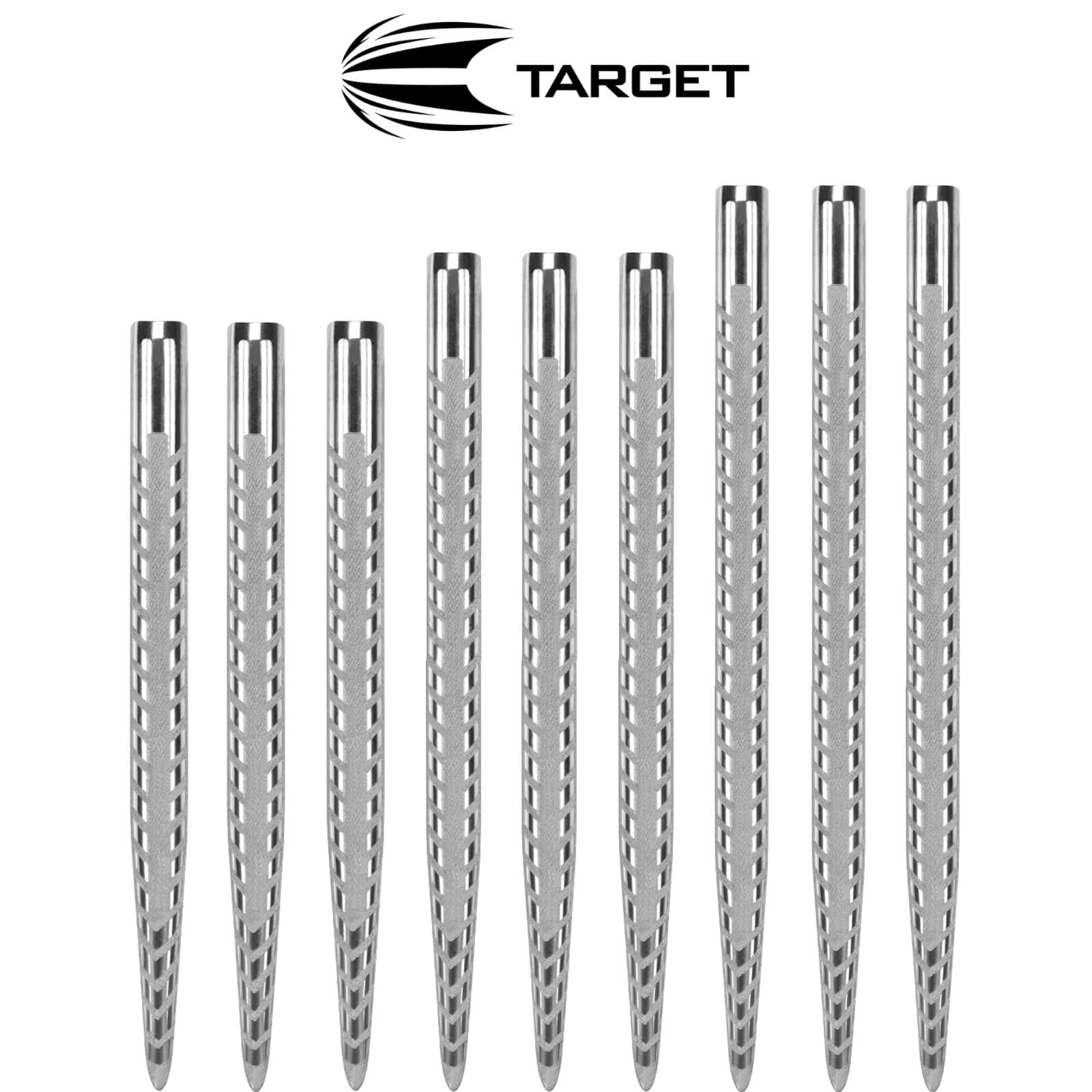 Point Accessories - Target - Quartz Pro Dart Points - 32mm 36mm 41mm