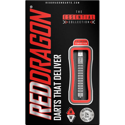Darts - Red Dragon - RD Originals Darts - Steel Tip - 95% Tungsten - 24g 26g