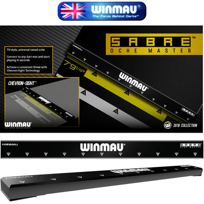 Oche Accessories - Winmau - Sabre Raised Oche Master