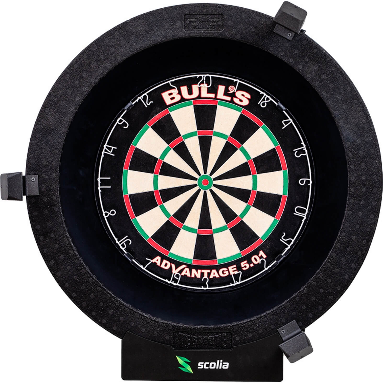 Scoring Accessories - Scolia - Home - Automated Darts Scoring System with Bulls Termote 2.0 Light