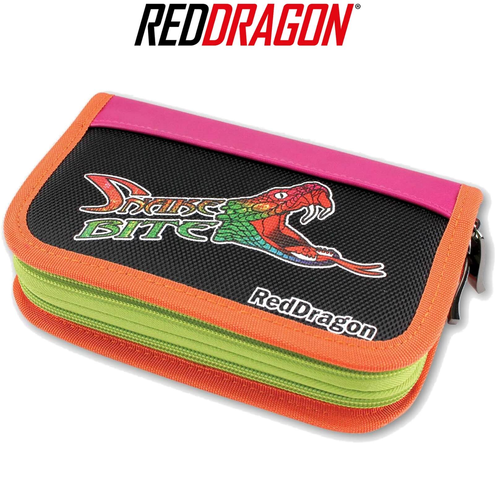 Dart Cases - Red Dragon - Peter Snakebite Wright Firestone II Dart Case