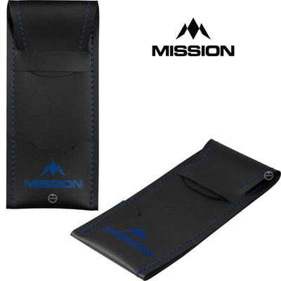 Dart Cases - Mission - Sport 8 Darts Case Blue