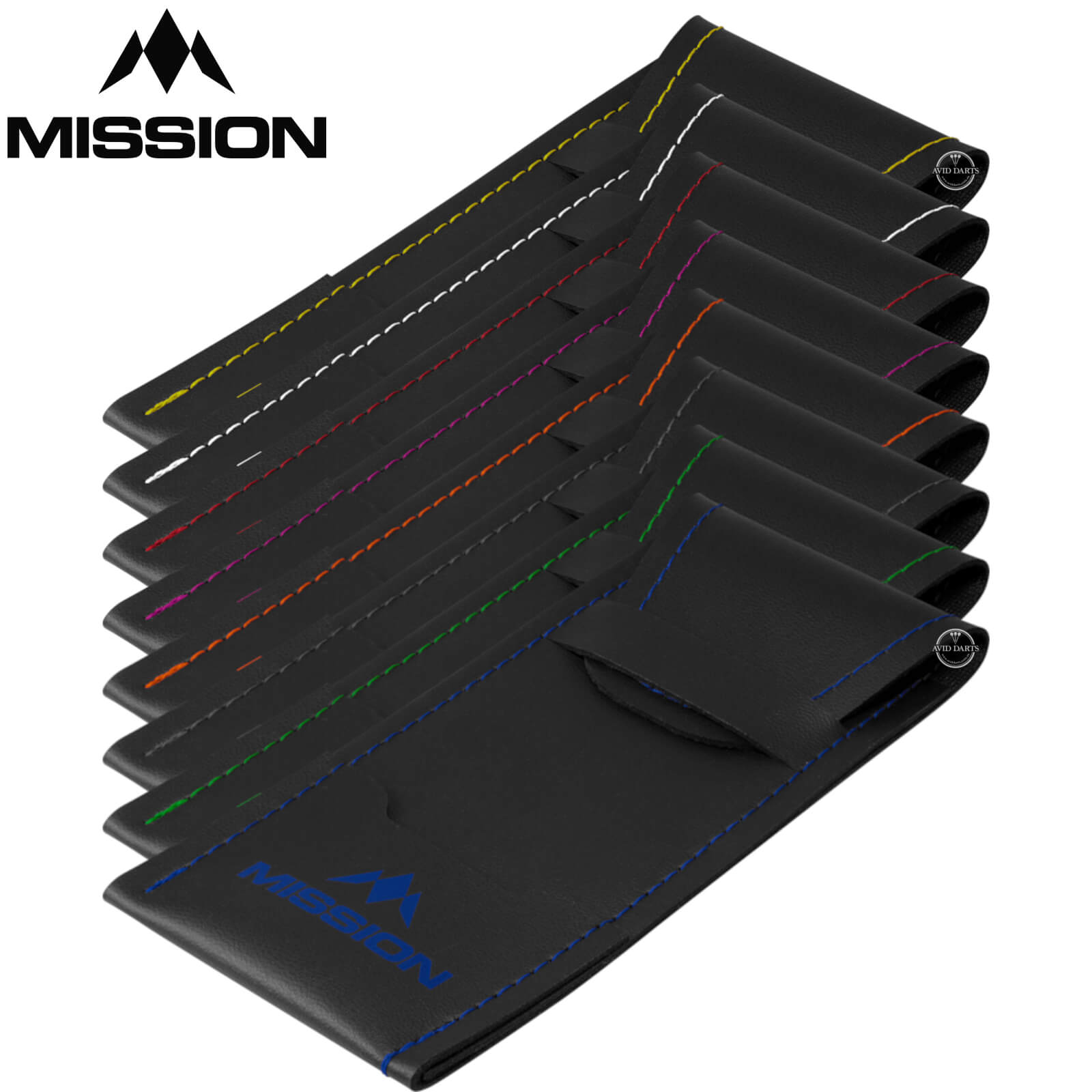 Dart Cases - Mission - Sport 8 Darts Case