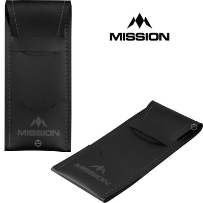 Dart Cases - Mission - Sport 8 Darts Case Grey