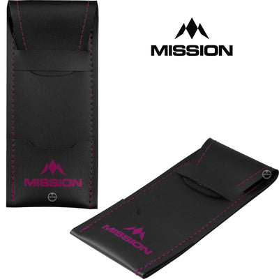 Dart Cases - Mission - Sport 8 Darts Case Pink