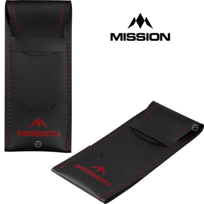 Dart Cases - Mission - Sport 8 Darts Case Red