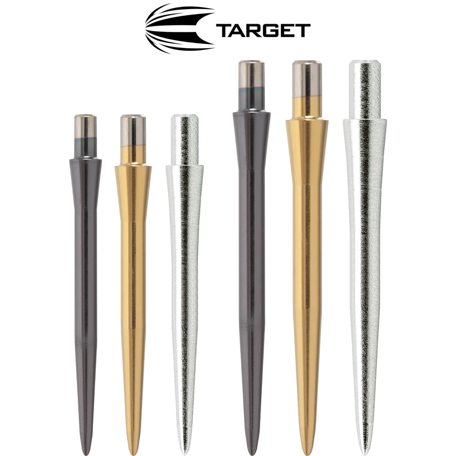 Point Accessories - Target - Storm Smooth Dart Points - 26mm 30mm
