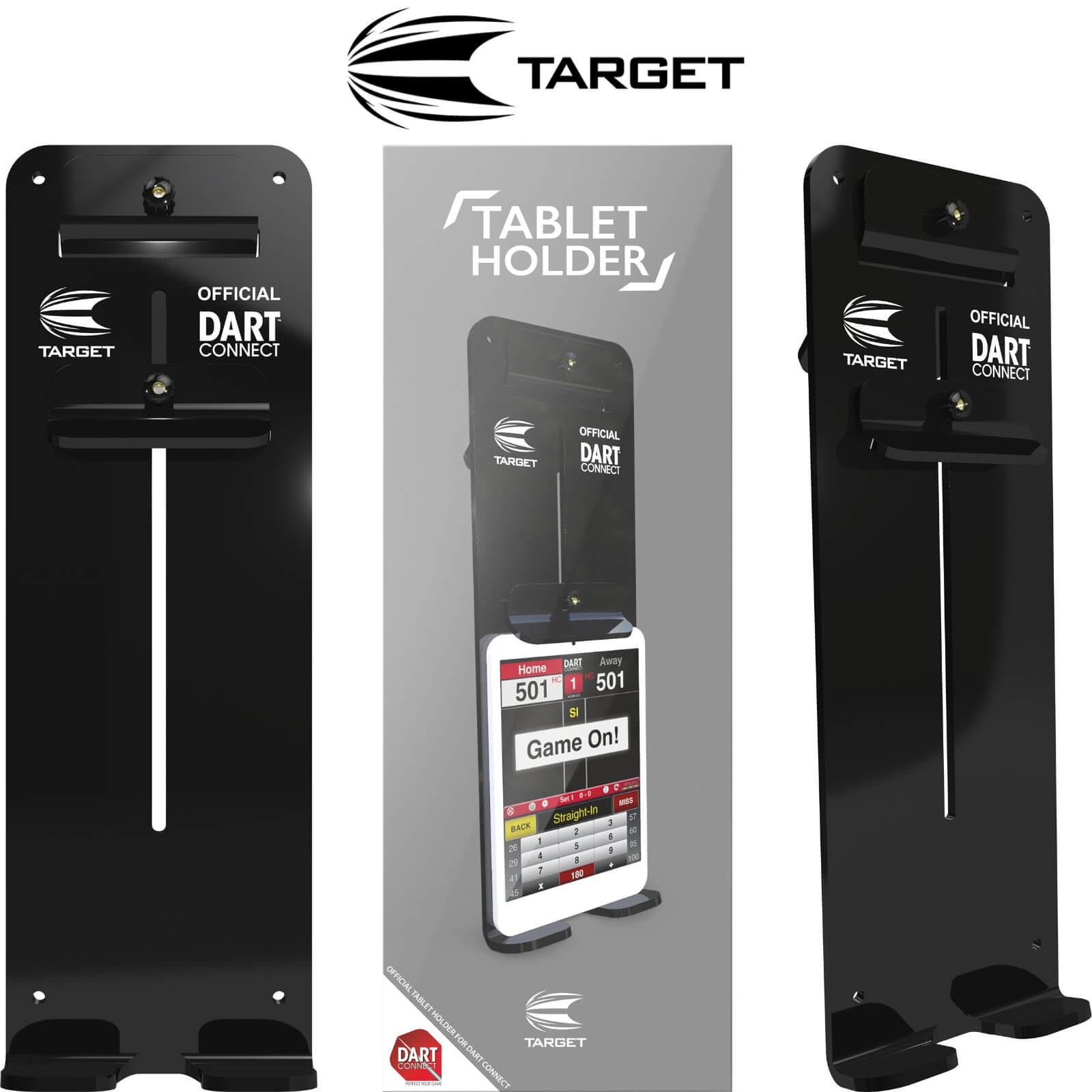 Scoring Accessories - Target - Darts Scoring Tablet Holder
