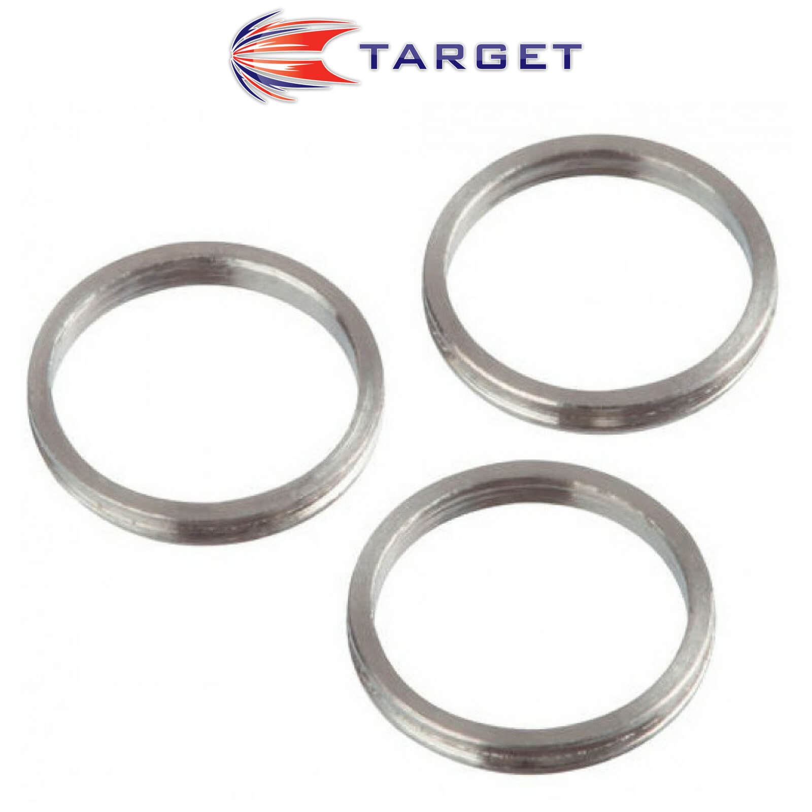 Shaft Accessories - Target - Titanium Pro Grip Dart Shaft Rings