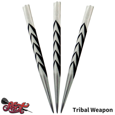 SHOT Darts - Point Accessories - 35mm Tribal Dart Points - Tribal Weapon