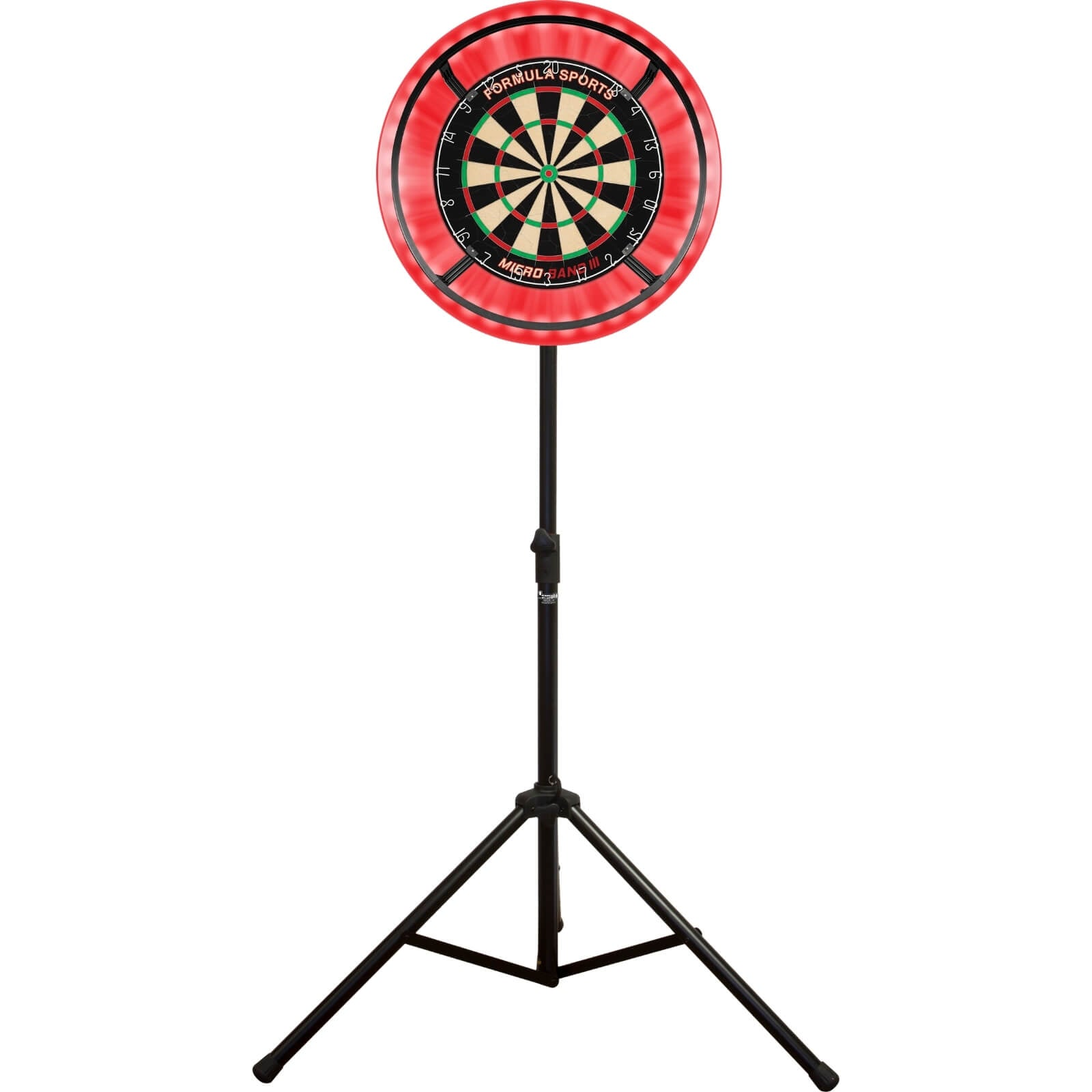 Dartboard Accessories - Formula Sports - Portable Tripod Dartboard Stand