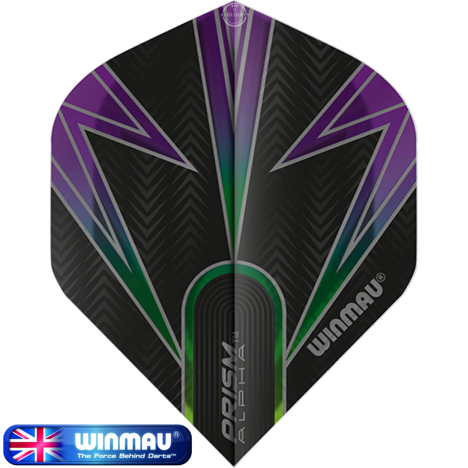 Dart Flights - Winmau - Simon Whitlock Prism Alpha - Big Wing Dart Flights