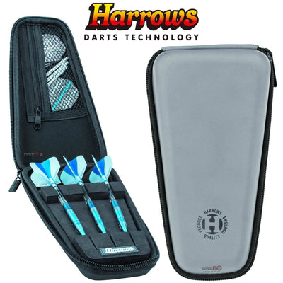 Dart Cases - Harrows - Ace Dart Cases Grey