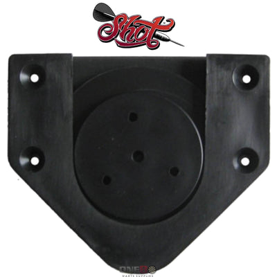 Dartboard Accessories - Shot - Rotating Dartboard Mounting Bracket