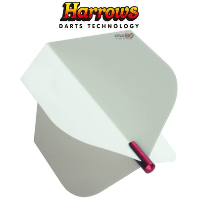 Flight Accessories - Harrows - Dart Flight Protectors Red