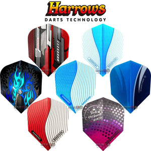 HARROWS Darts - Flights - Marathon Standard Flights