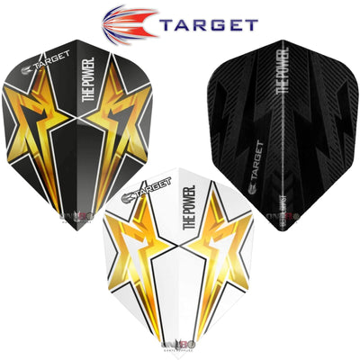 TARGET Darts - Flights - Phil Taylor Standard Power Flights -
