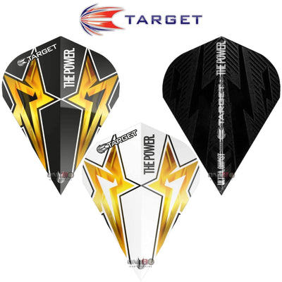 Dart Flights - Target - Phil Taylor Power - Vapor-S Dart Flights