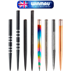 WINMAU Darts - Point Accessories - Assorted Dart Points